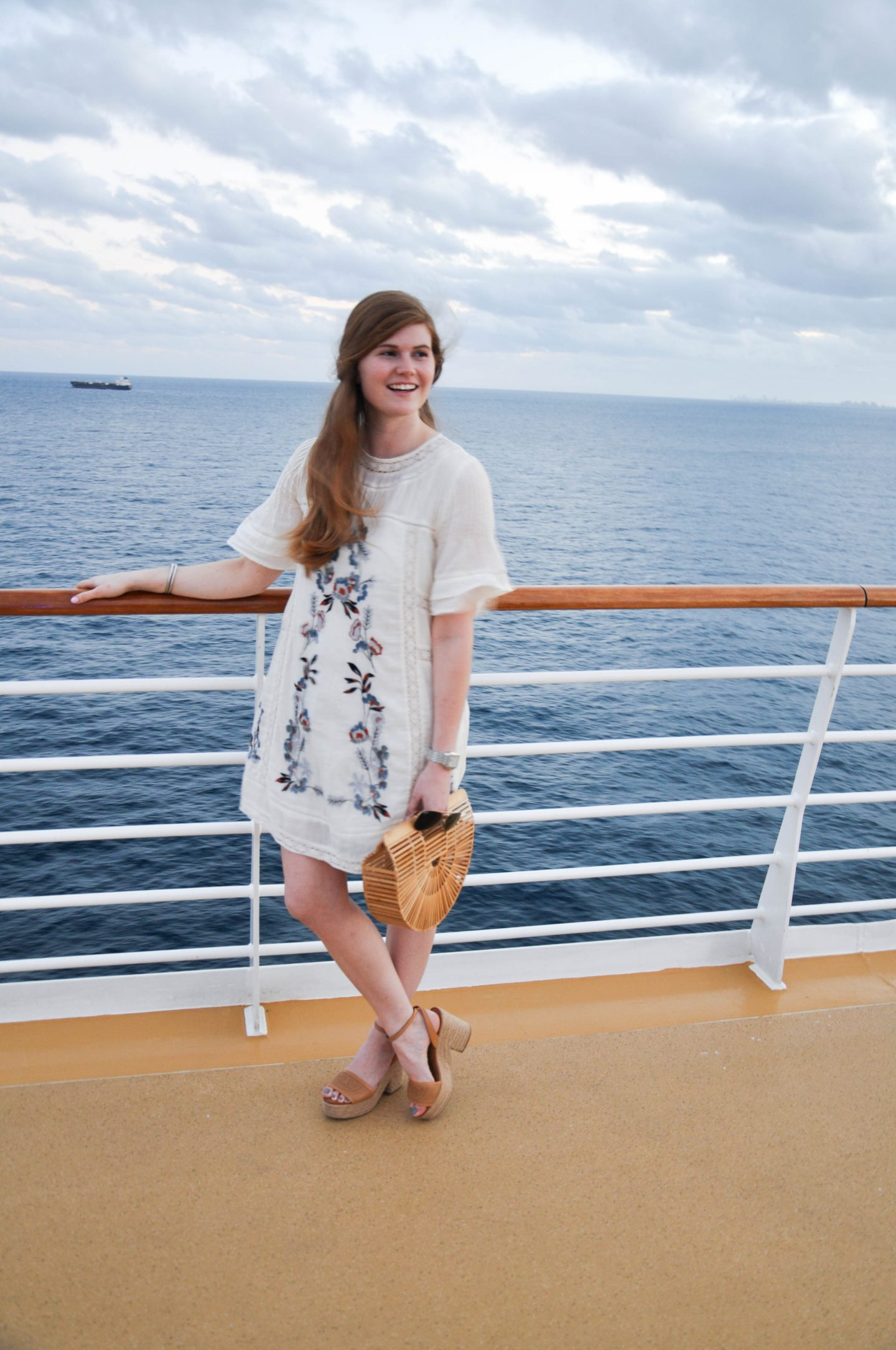 Lifestyle blogger Mollie Sheperdson goes on a cruise with Royal Caribbean