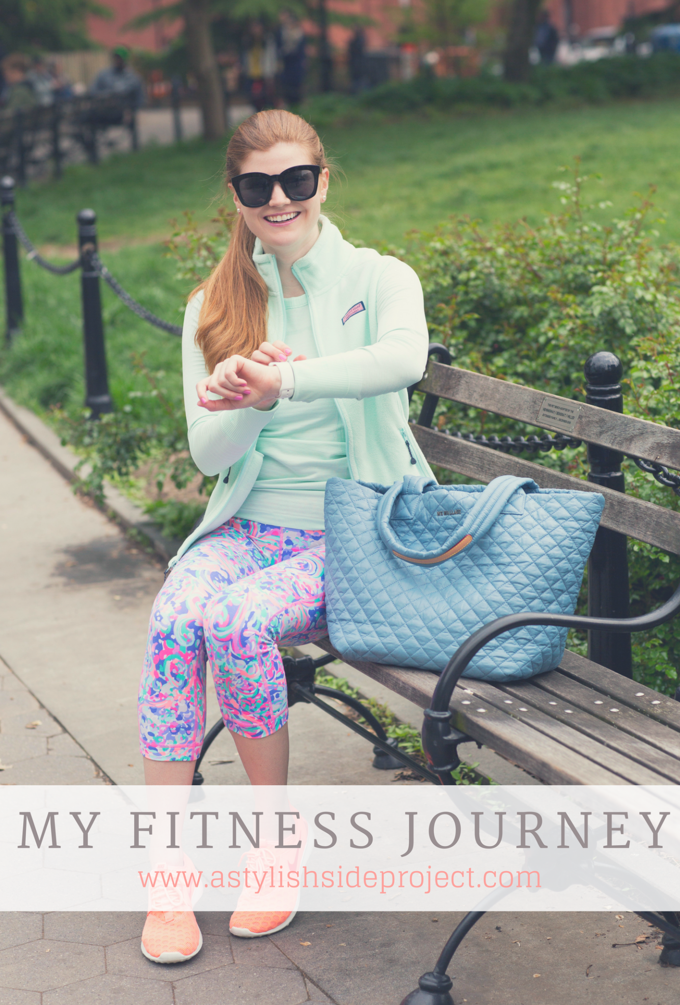 Lifestyle blogger Mollie Sheperdson shares her fitness journey and where she's at now