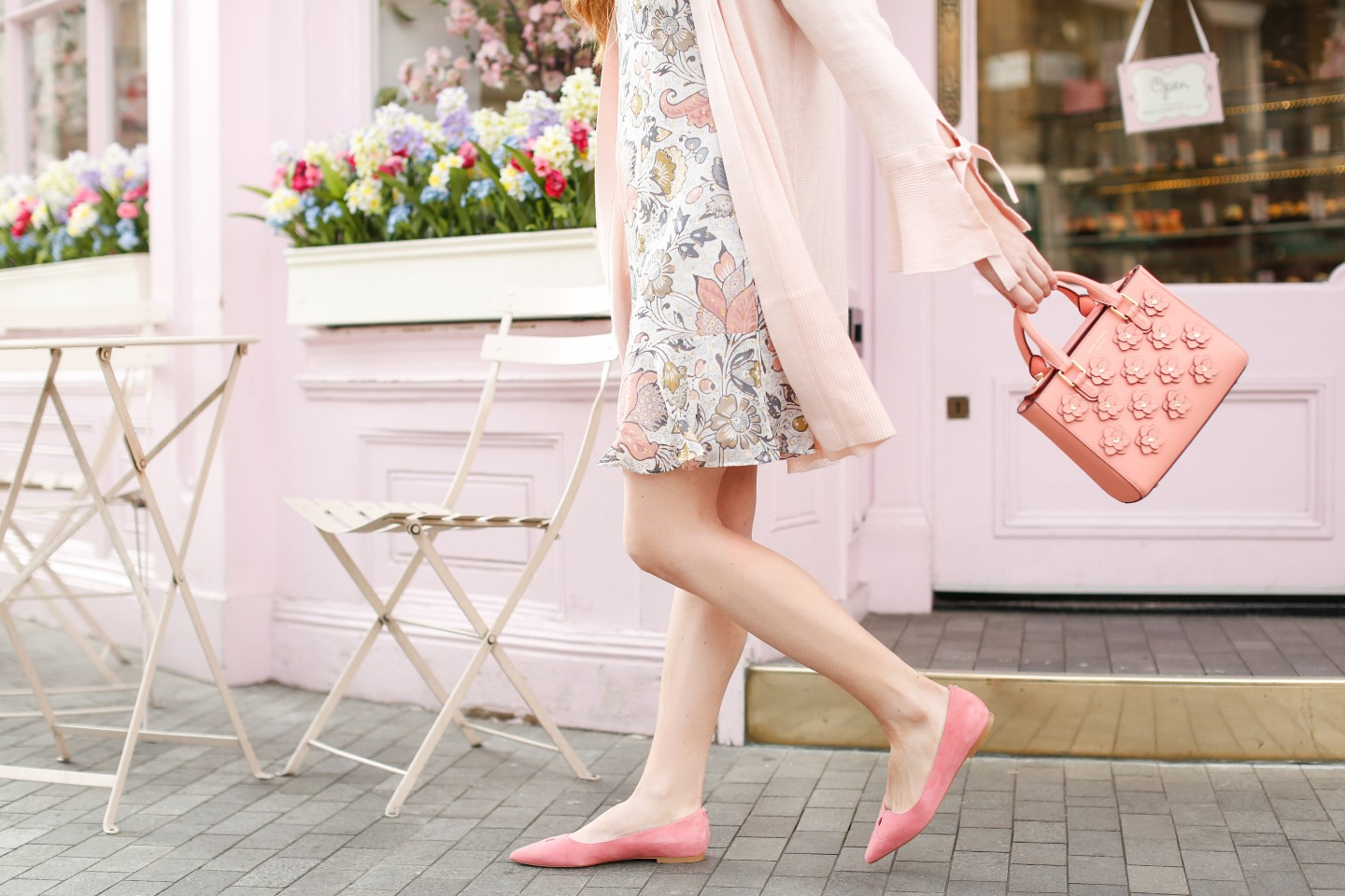 Lifestyle blogger Mollie Sheperdson shares her favorite spring pieces from LOFT